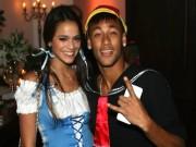 Neymar tặng HCV Olympic cho người yêu cũ