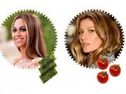 Làm đẹp - Những cô gái vàng showbiz ăn gì để có eo thon?