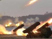 Thế giới - Triều Tiên dọa biến Mỹ thành tro tàn vì tập trận với HQ