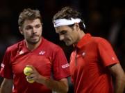Thể thao - BXH tennis 22/8: Wawrinka soán ngôi Federer, Hoàng Nam vọt tiến