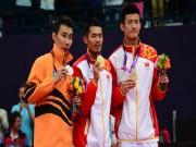 Thể thao - Lin Dan, Lee Chong Wei, Chen Long ai là số 1?