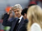 Bóng đá - Arsenal 2 trận-1 điểm: Wenger, ảo thuật gia sắp hết trò