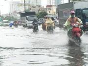 Tin tức trong ngày - Nội thành Hà Nội có 31 điểm ngập sâu