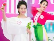 Thời trang - Thí sinh Hoa hậu VN vừa xinh vừa biết làm ảo thuật!