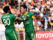 Bóng đá - V-League: Xúc phạm trọng tài, Chí Công nhận án cực nặng