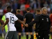 Bóng đá - Rashford bị loại khỏi ĐT Anh: Tại Mourinho hay Ibra?