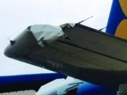 Tin tức trong ngày - Máy bay A321 bị rách cánh tà khi đáp xuống sân bay Vinh