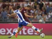 Bóng đá - Roma - Porto: Những chiếc thẻ đỏ oan nghiệt