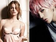"""G-Dragon kết thân với  """" cả thế giới """""""