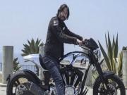 Thế giới xe - Chết mê siêu môtô giá 2 tỷ đồng của sao phim Ma Trận