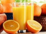 Sức khỏe đời sống - 5 loại nước ép trái cây không nên uống khi dùng thuốc