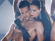Ca nhạc - MTV - Ngỡ ngàng xem Hà Hồ ôm ấp dàn trai đẹp 6 múi