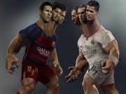 """Bóng đá - BBC đấu MSN: """"Đấu súng"""" viễn Tây tại La Liga"""