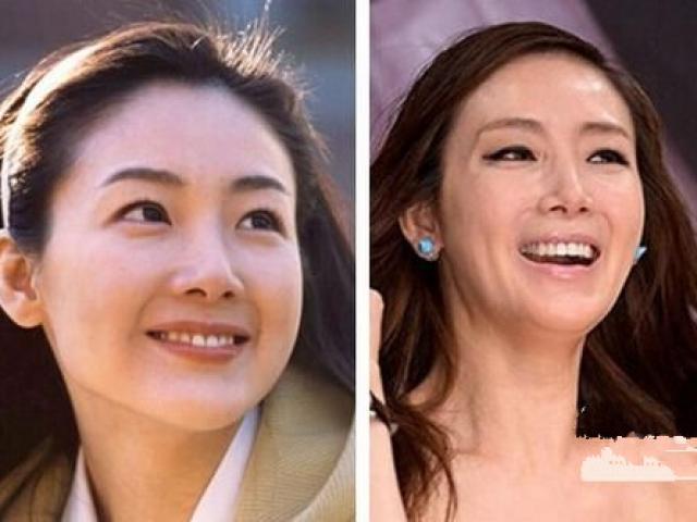 """9 """"ngọc nữ"""" Hoa – Hàn tự làm xấu mình vì thẩm mỹ quá đà"""