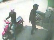 An ninh Xã hội - Hai tên trộm iPhone 6 liều lĩnh hiếm thấy