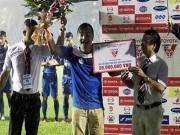 Bóng đá - Giải Hội CĐV xuất sắc bị trao nhầm cho CĐV mạo danh?