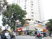 Tài chính - Bất động sản - Các văn phòng tại chung cư: Quên hạn di dời?