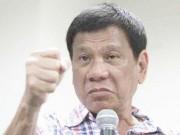 """Thế giới - Duterte dọa """"đụng độ đẫm máu"""" nếu TQ xâm phạm chủ quyền"""