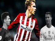 Bóng đá - Griezmann muốn đoạt QBV: Hãy sang Real hoặc Barca
