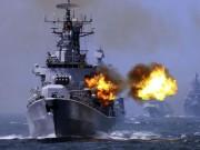 Thế giới - Nga toan tính gì khi tập trận với TQ ở Biển Đông?