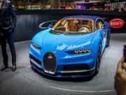 """Tư vấn - Bugatti Chiron giá """"cắt cổ"""" vẫn không làm """"khó"""" được các đại gia"""