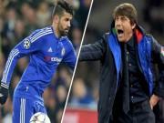 """Bóng đá - Chelsea: Conte & sứ mệnh thuần hóa """"mãnh thú"""" Costa"""