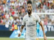 Isco và tương lai  ảm đạm  tại Real Madrid