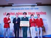 Thể thao - Tin thể thao HOT 25/8: VĐV Singapore được thưởng gấp 60 lần Hoàng Xuân Vinh