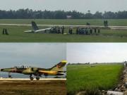 Tin tức trong ngày - Tiết lộ nguyên nhân ban đầu vụ rơi máy bay ở Phú Yên