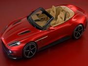 Tin tức ô tô - Aston Martin Vanquish Volante Zagato chỉ sản xuất 99 chiếc
