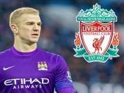 Bóng đá - Tin chuyển nhượng 26/8: Joe Hart giảm lương để tới Liverpool