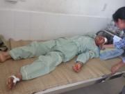 Người đi đường bị máy bay L39 gặp nạn lao trúng kể phút cận kề cái chết