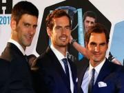 Thể thao - US Open: Federer đề cao Murray nhưng đặt cửa Djokovic