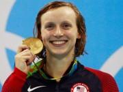 """Thể thao - Tin thể thao HOT 27/8: Nữ siêu kình ngư Mỹ từ chối nhận """"tiền tấn"""""""