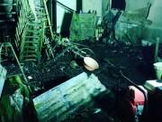 Tin tức trong ngày - Chập điện xe máy, 6 người chết thảm