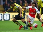 Bóng đá - Chi tiết Watford – Arsenal: Thắng lợi đầu tiên (KT)