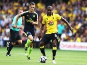 Bóng đá - Watford - Arsenal: Giải quyết trong hiệp 1