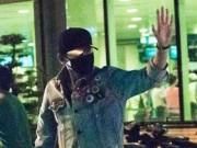 Ca nhạc - MTV - Bi Rain kín mít từ sân bay đến khách sạn khi ở Việt Nam