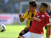 Bóng đá - Dortmund - Mainz: Khai màn bằng cú đúp