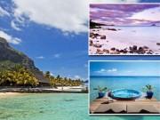 Thế giới - Những thiên đường nghỉ dưỡng xa xỉ nhất thế giới