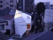 Thế giới - Những ngôi nhà siêu nhỏ, siêu đẹp của người Nhật