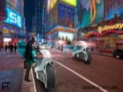 Thế giới xe - Môtô điện tự lái Cyclotron tối tân cho tương lai