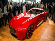 Tư vấn - Ngắm du thuyền mặt đất Vision Mercedes-Maybach 6 coupe