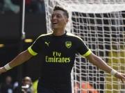 Bóng đá - Arsenal thắng trận, Wenger thông báo tin vui kép