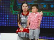 """Ốc Thanh Vân khóc vì  """" thần đồng nhí 5 tuổi """""""