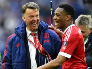 Bóng đá - MU: Có thêm thời gian, Van Gaal không thua gì Mourinho