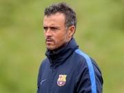 """Bóng đá - Messi, Suarez """"tịt ngòi"""", Enrique vẫn lạc quan"""