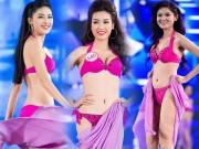 """Thời trang - Trọn bộ ảnh bikini """"nét căng"""" tại Chung kết Hoa hậu VN"""