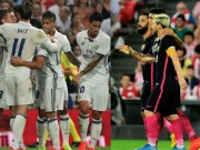 """Bóng đá - Tiêu điểm vòng 2 Liga: Real, Barca núp bóng """"tí hon"""""""