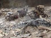 Video An ninh - Sét đánh thiêu cháy nhà dân ở Cao Bằng